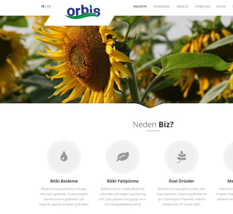 Orbis Tarım