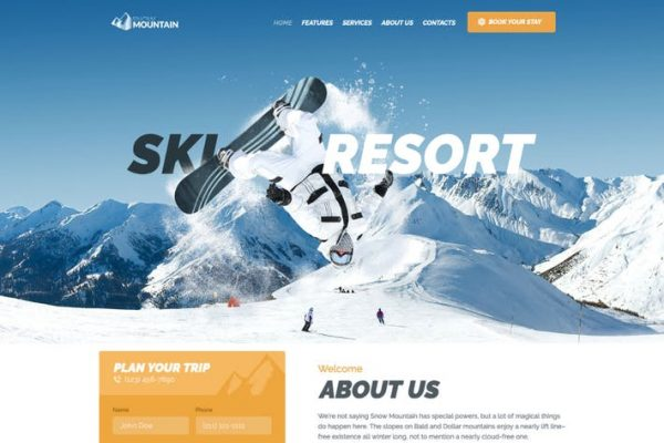 Snow Mountain - Kayak Merkezi ve Snowboard Okulu WP