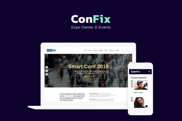 ConFix Teması