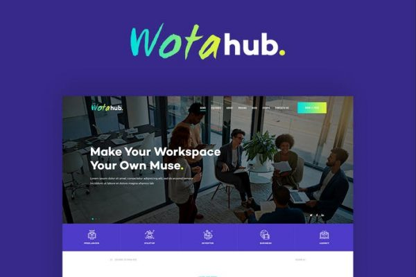 WotaHub Teması