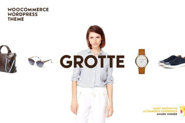 Grotte - WooCommerce Dükkanı Temasısı