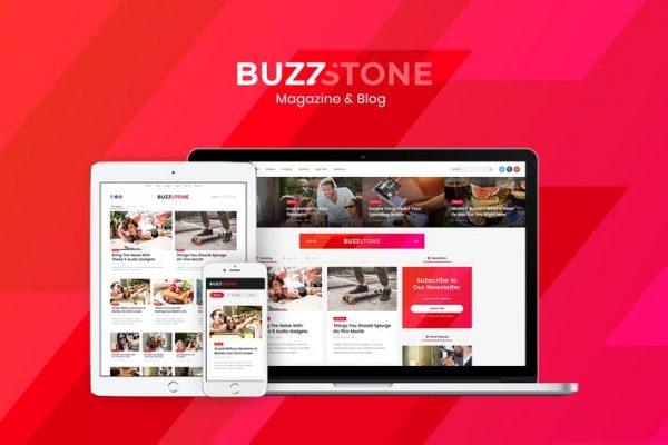 Buzz Stone Teması