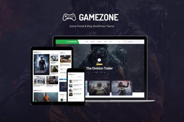 Gamezone Teması