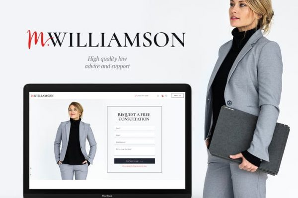 M.Williamson Teması