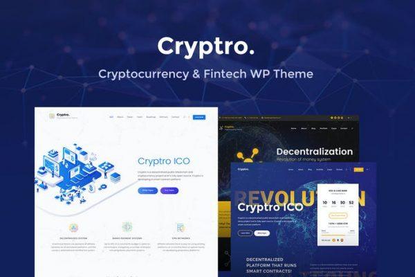 Cryptro-  Kripto Para, Blockchain, Bitcoin Temasısı