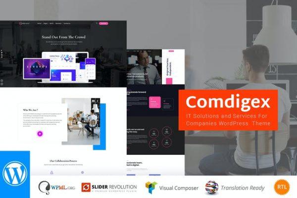 Comdigex - BT Çözümleri ve Hizmetleri WP Temasısı