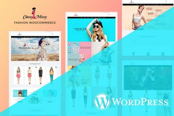 Fashion Woocommerce -  Duyarlı Woocommerce Temasısı