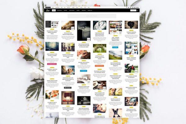 Bou -  Kişisel Haber İncelemesi / Dergi Temasısı