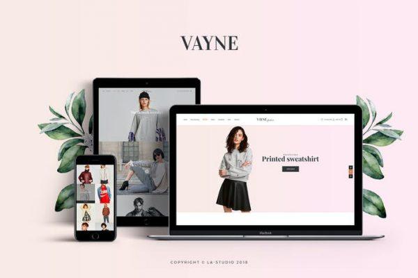 Vayne -  Çok Amaçlı WooCommerce Temasısı