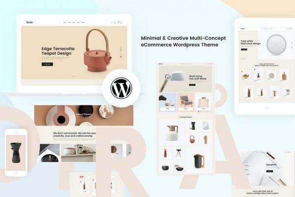 Oiran - Mobilya WooCommerce WordPress Temasısı