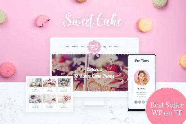 Bakery WordPress  Teması