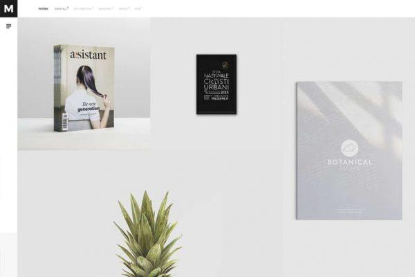 Murbani - Minimal Portföy WordPress Temasısı