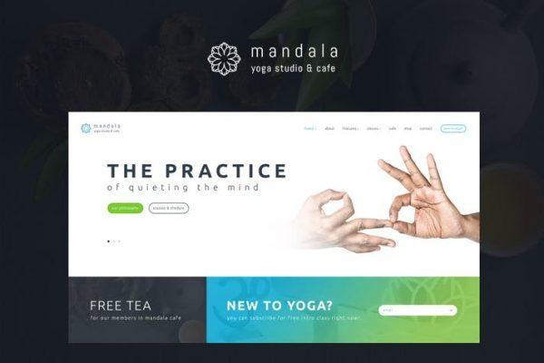 Mandala Teması
