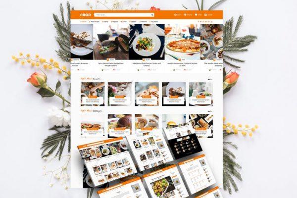 Tasty Food - Yemek Tarifleri ve Yemek Blog WordPress Temasısı