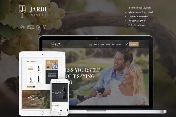 Jardi -  Şaraphane, Üzüm Bağları ve Şarap Mağazası