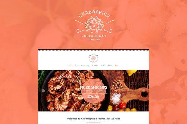 Crab & Spice Teması
