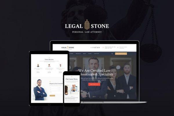 Legal Stone Teması