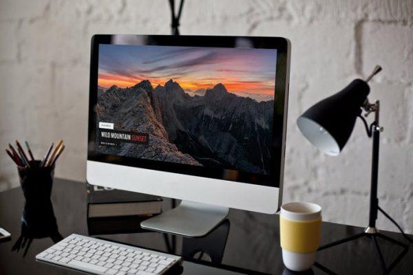 Dreamscape - Bir WordPress Fotoğraf Blog Temasısı