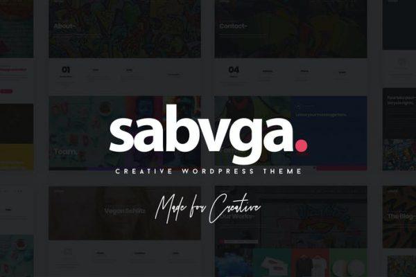 Sabvga -  Modern ve Yaratıcı Portföy Temasısı