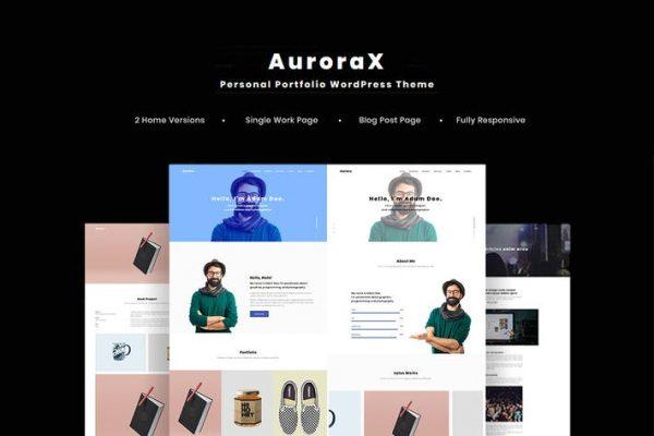 AuroraX Teması
