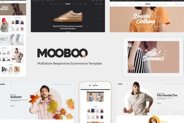 Mooboo - WooCommerce WordPress için Moda Temasısı