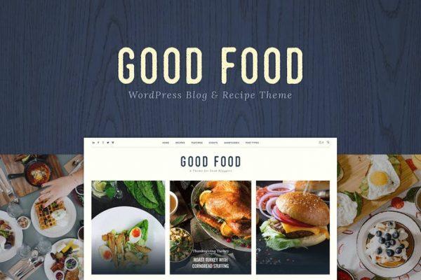 Good Food -  Yemek Tarifleri Dergisi ve Yemek Bloglama Temasısı