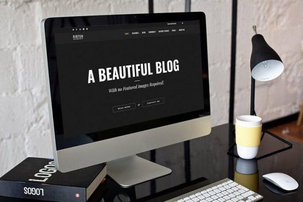RibTun -  Yazarlar İçin WordPress Blog Temasısı