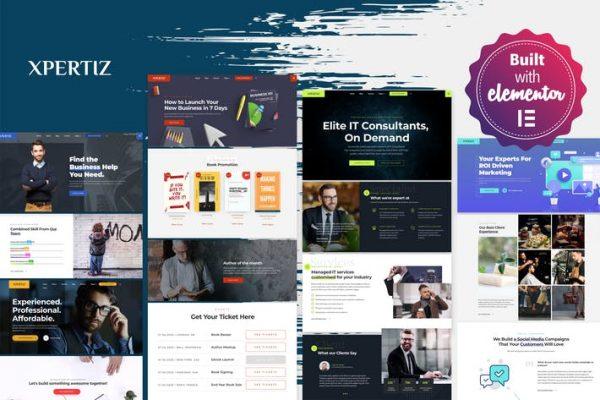 Xpertiz - Danışmanlar ve Uzmanlar İçin WordPress Temasısı
