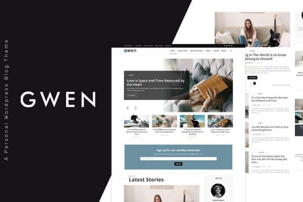 Gwen Teması