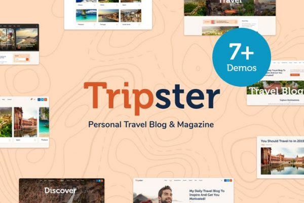 Tripster Teması