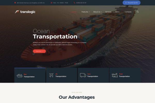 Translogic -  Lojistik ve Nakliye Taşımacılığı