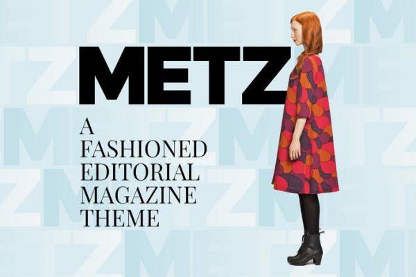 Metz - Editörden Dergi Blog Temasısı