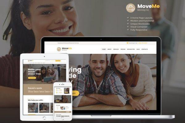 MoveMe -  Taşıma ve Depolama Taşıma Şirketi WP