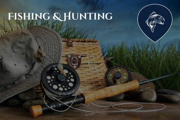 Fishing & Hunting Multipurpose WordPress  Teması