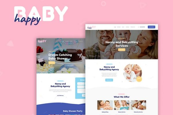 Happy Baby Teması