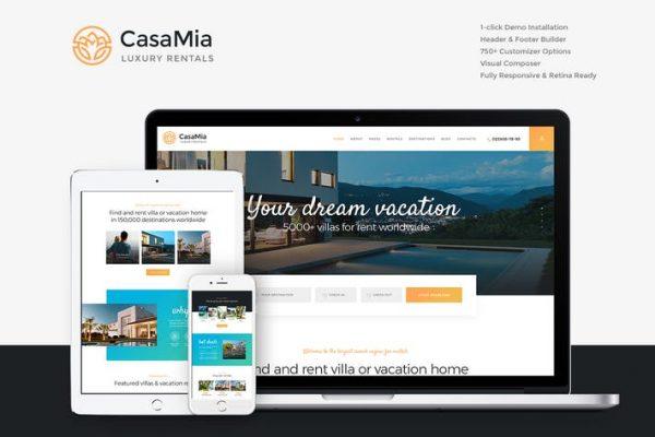 CasaMia Teması
