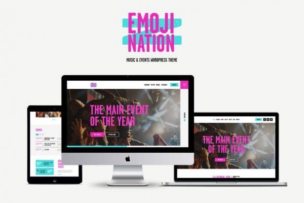 EmojiNation Teması