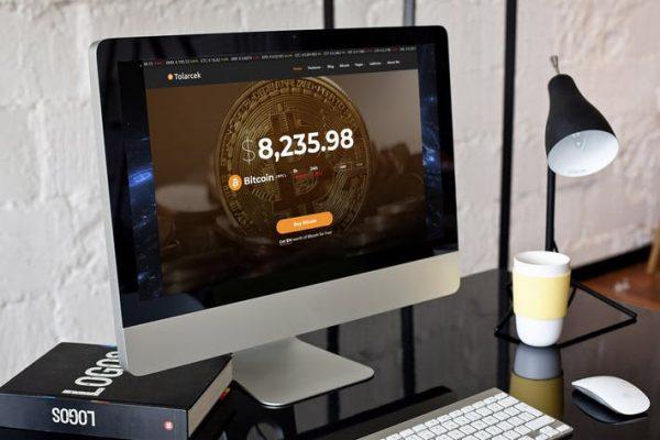 Tolarcek - Bir CryptoCurrency WordPress Blogu