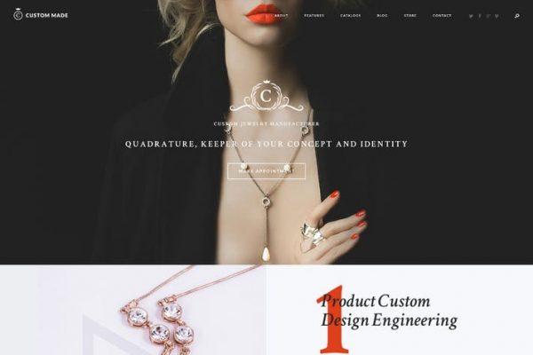 Custom Made -  Takı Üreticisi ve Mağazası