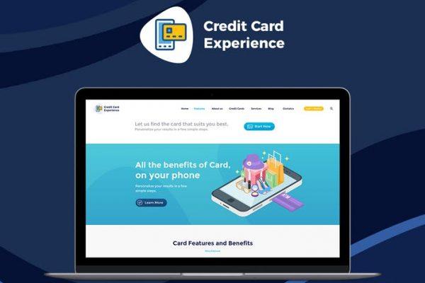 Credit Card Experience Teması