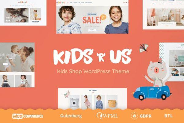 Kids R Us -  Oyuncak Mağazası ve Çocuk Giyim Mağazası Temasısı