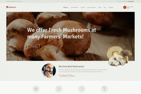 Umberto - Mantar Çiftliği ve Organik Ürünler Mağazası