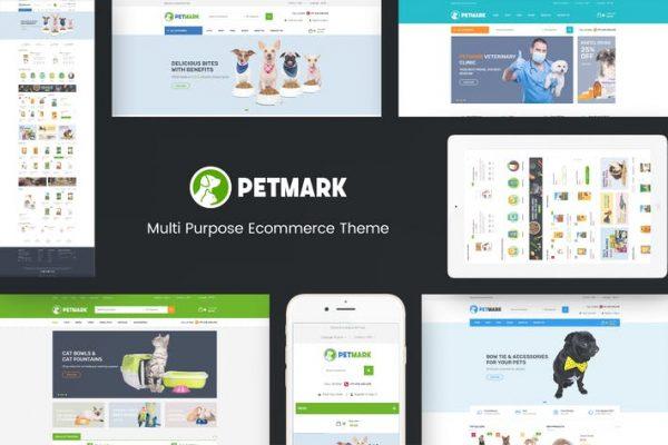 PetMark - Duyarlı WooCommerce WordPress Temasısı