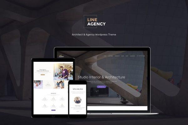 Line Agency Teması