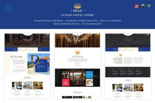 Hotel Diaz -  Otel Rezervasyon Temasısı
