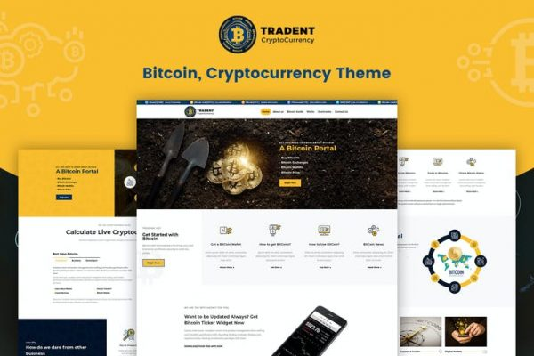 Tradent Cryptocurrency -  Bitcoin, Kripto Temasısı