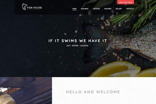 Fish House -  Şık Bir Deniz Ürünleri Restoranı / Kafe