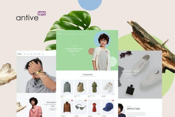 Antive -  Minimal ve Modern WooCommerce AJAX Temasısı
