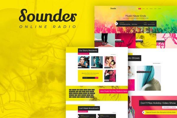 Sounder Teması