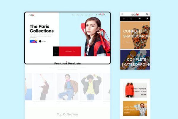 Reddot -  Minimal ve Modern WooCommerce Temasısı
